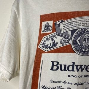 Urban Outfitters Budweiser Tee